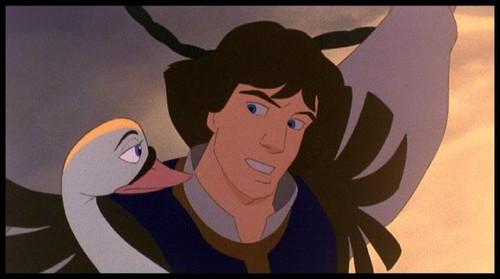 Prince Derek (Swan Princess)