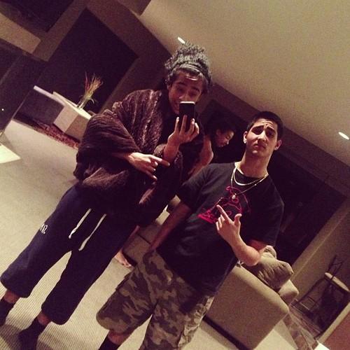Prince& His Marafiki ♥