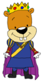 Prince Munchy Beaver - pb-and-j-otter fan art