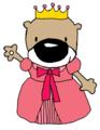 Princess butter otter