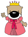 Princess Butter Otter - pb-and-j-otter fan art