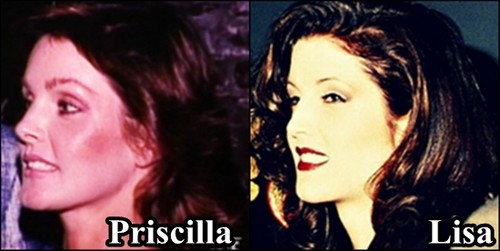 Priscilla and Lisa