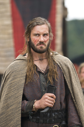 Production stills vikings tv series photo