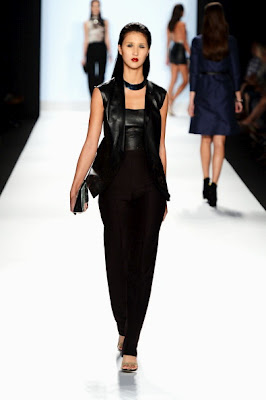 Project runway, start-und landebahn Season 10 Finale Collections: Christopher Palu.