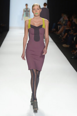 Project runway, start-und landebahn Season 10 Finale Collections: Elena Slivnyak.