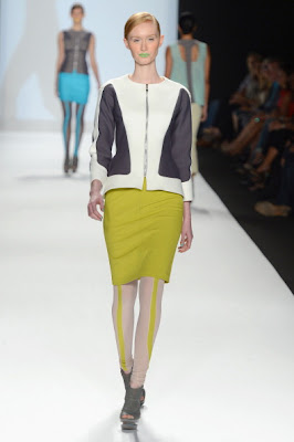 Project Runway Season 10 Finale Collections: Elena Slivnyak.