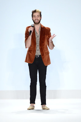 Project runway, start-und landebahn Season 10 Finale Collections: Gunnar Deatherage.