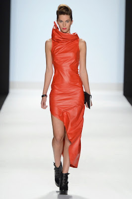 Project Runway Season 10 Finale Collections: Melissa Fleis