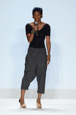 Project runway, start-und landebahn Season 10 Finale Collections: Sonjia Williams.