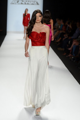Project runway Season 10 Finale Collections: Ven Budhu.