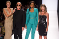 Project runway, start-und landebahn Season 10 Finale