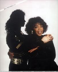 Promo Ad For 1993 Interview With Journalist, Oprah Winfrey