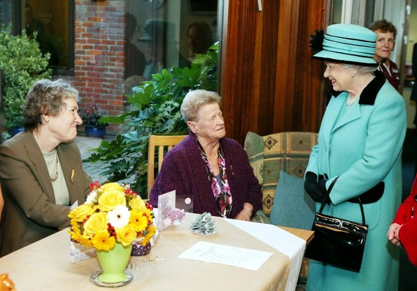 Queen At Thames Hospicecare