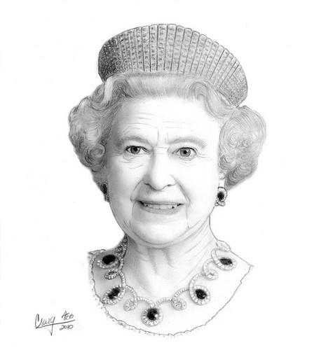 কুইন Elizabeth II