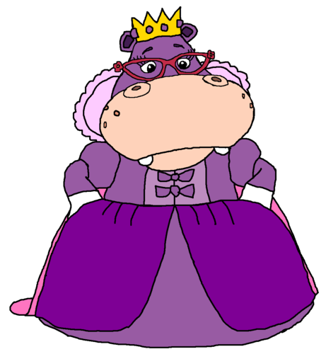 Queen Hallie