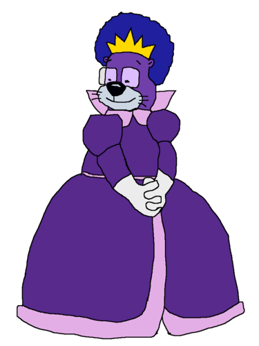 Queen Opal lontra