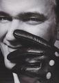 Quentin Tarantino for W Magazine
