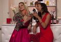 Quinn and Santana 4x14