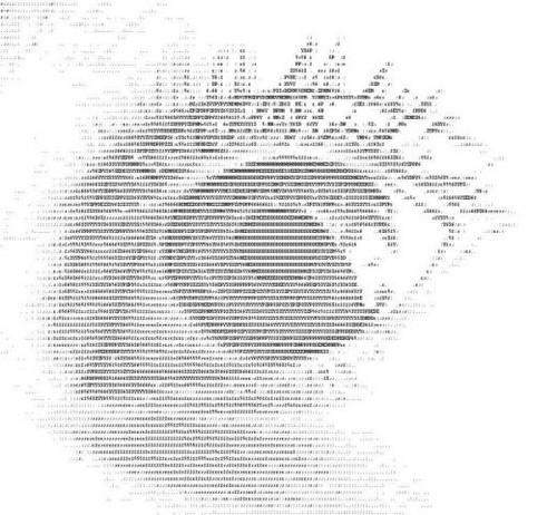 Random ASCII from http://darkside.hubpages.com/hub/ascii