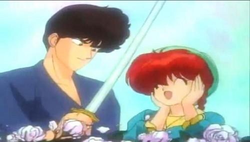 Ranma-chan and Kuno