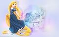 disney-princess - Rapunzel ~ ♥ wallpaper