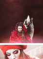 Red Ridiing Hood - once-upon-a-time fan art