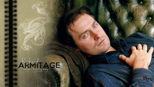 Richard Armitage Обои
