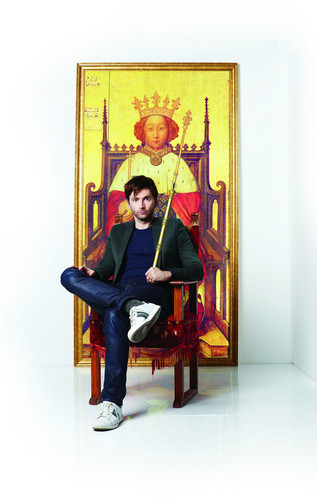 Richard II Promoshoot