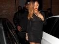 Rihanna in see-through dress - rihanna wallpaper