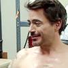 Robert Downey Jr. photo containing a portrait called Robert