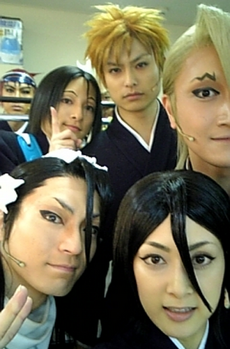 Rock Musical Bleach Cast