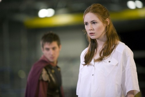 Rory in Series 6