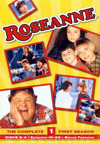 Roseanne achtergrond probably containing an electric refrigerator and anime called Roseanne