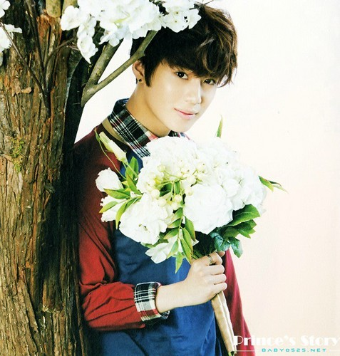S.M.Entertainment wallpaper with a bouquet entitled SHINee