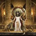 SKY 2012 Egypt - Gisele as Cleopatra