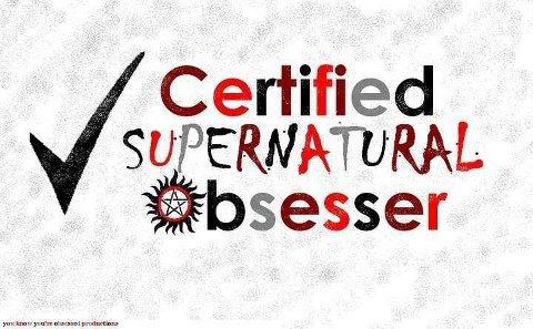 SUPERNATURAL <3 ♥