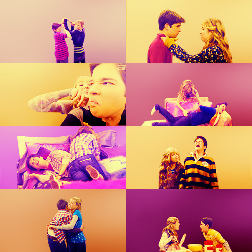Sam and Freddie wallpaper titled Seddie