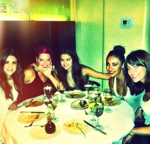 Selena - Personal photos (Social networks)