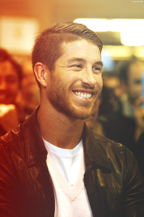 Sergio ramos no matter what his hair looks like he is - Sergio madrid ...