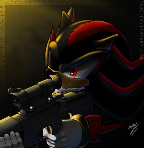 Shadow's súng trường