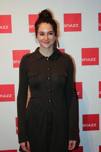 Shailene attends SFJAZZ Center's Grand Opening Night konsert [23.01.13]