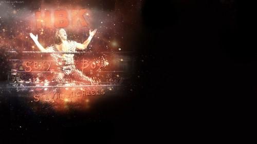 Shawn Michaels kertas dinding