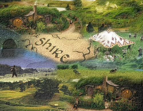 Shire वॉलपेपर