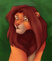 Simba - the-lion-king-2-simbas-pride photo