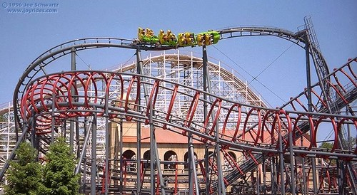 Six Flags Great Adventure नाग, सांप