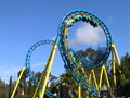 Six Flags Discovery Kingdom Boomerang - rollercoasters photo