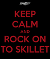 "Skillet ""Keep Calm"" - skillet photo"