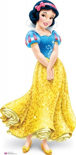Disney Princess karatasi la kupamba ukuta entitled Snow White new look