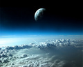 space - Space scene 3D wallpaper