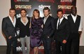 Spartacus Cast - dustin-clare photo